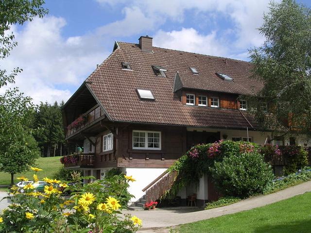 Hofgebäude des Landeckhofs