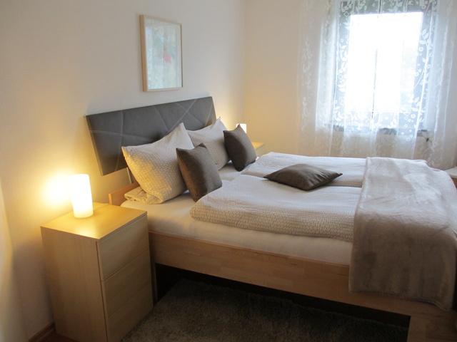 Schlafzimmer FeWo III
