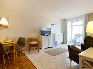Haffblick Whg. Ha56 Residenz Haffblick App.56- Blick ins Appartement