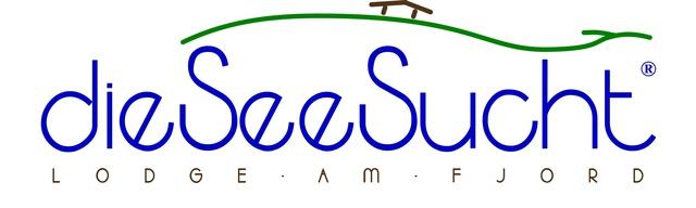 dieSeeSucht - Lodge am Fjord (Marken Logo)