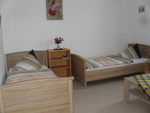 Wohn-Schlafzimmer FEWO 1