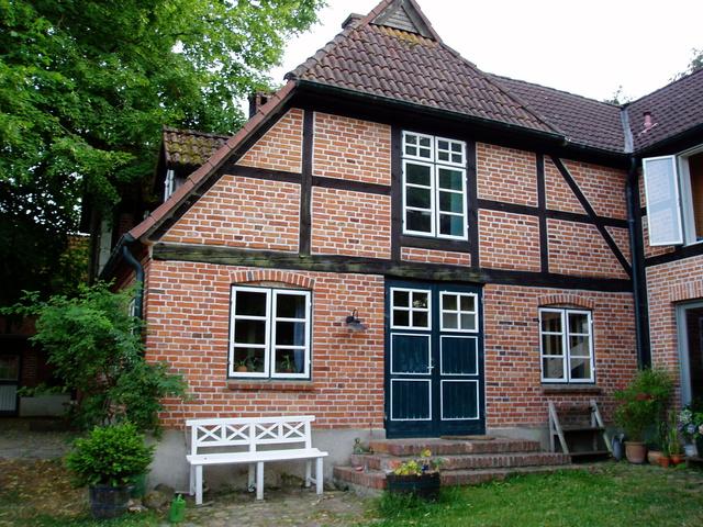 Hofhaus vorne