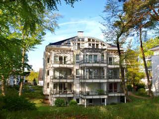 (Brise) Villa Marfa Hausansicht von der Promenade