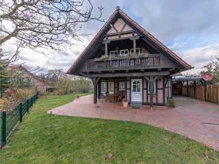Havelquelle mit Sauna und Garten Das Ferienhaus Havelquelle
