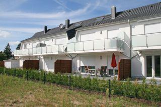 F: Haus Sanddorn Whg. 07 mit Südbalkon Außenansicht