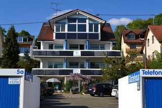 Gästehaus am Lindenweg Blick aufs Gästehaus, Südseite