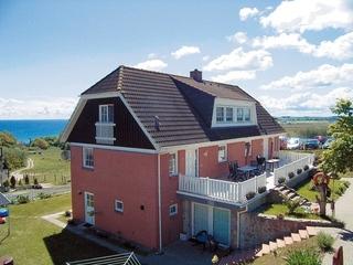 Ferienwohnung 45012 und 45013 Haus mit Blick Richtung Mönchgut als auch Südst...