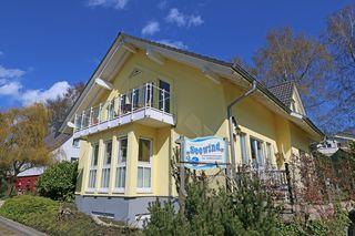 Haus Seewind - Ostseebad Göhren Außenansicht
