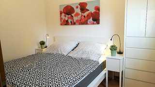 Ferienwohnung Jacoby Schlafzimmer