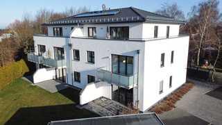 Haus Baltic Cube WE 02 Malmö Außenansicht