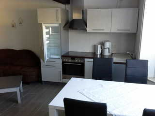Strandidyll 10 Wohnraum