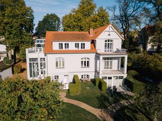 Villa Blanck Außenansicht