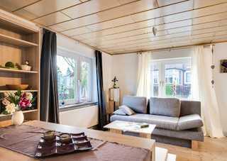 Ferienwohnung Strand schöne Ferienwohnung mit einem Wohn.-Schlafraum