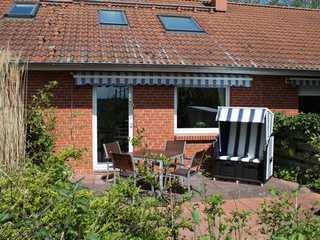 Urlauberdorf 29b Urlauberdorf 29b - Blick auf die Terrasse mit S...