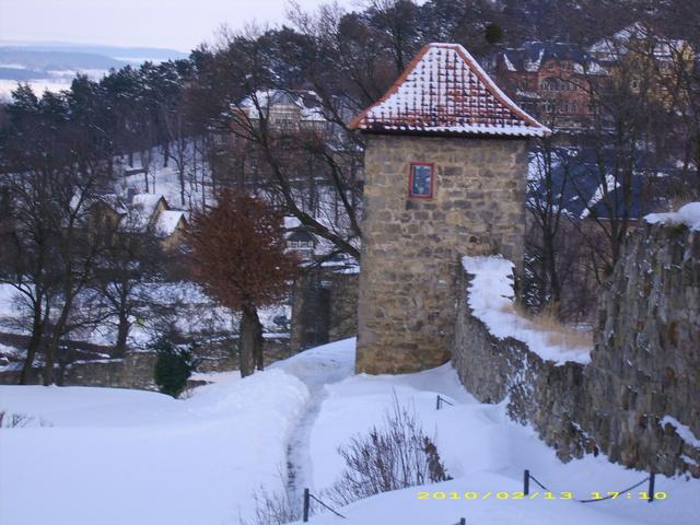 Barockgärten im Winter