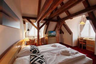 Ferienwohnung 225RB27, Villa Bellevue Premium Wohn- und Schlafbereich