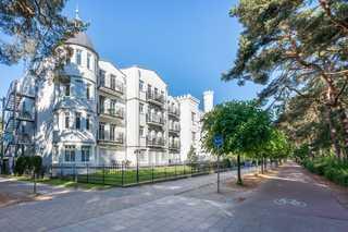 Appartements Haus Tannenburg Außenansicht