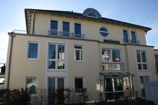 A: Haus Möwe II Whg. 10 mit Balkon Objektansicht
