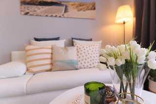 Ferienwohnung Chillig Wohnbereich