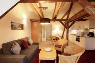 Ferienwohnung 225RB28, Villa Bellevue Premium Wohnbereich