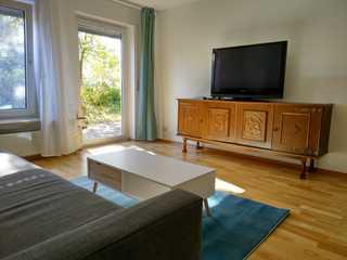 Sonnige EG-Wohnung mit Garten Terrasse in Forchheim Apartment