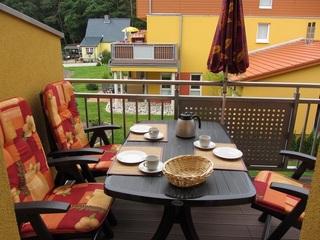 Zempin Ostseepark WE 35 **Insel Usedom**150m zum Strand** Balkon im 1. OG