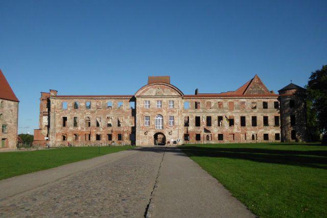 Schloss/Klosteranlage Dargun