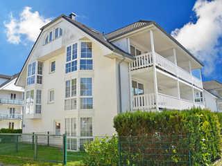 Ferienwohnungen Schulte F 537 - WG 1 im 1. OG mit gr. Balkon Ferienwohnung Schulte im Ostseebad Baabe