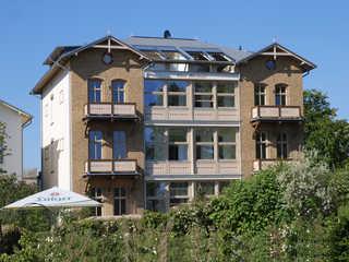 (Brise) Villa Miramare Hausansicht von der Seeseite