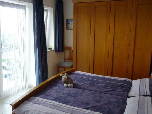 Schlafzimmer (neues Lederbett ab Jan.2014)
