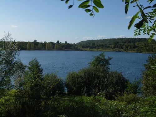 Froser See, in 5 Autominuten erreichbar