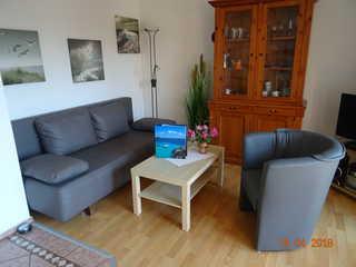 Ferienwohnung Venus Wohnzimmer