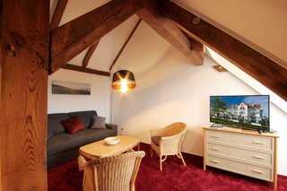 Ferienwohnung 225RB29, Villa Bellevue Premium Wohnzimmer
