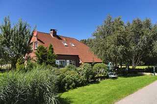 Ferienhaus Wilde Rose Außenansicht