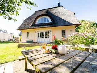 Henriette Haus Henriette Haus - Blick auf das Ferienhaus unter...
