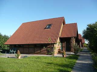 Ferienhaus Hanse im Feriendorf Altes Land Ferienhaus Hanse im Feriendorf Altes Land