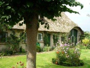 Little Rose Cottage Ferienwohnung im Erdgeschoss