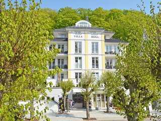 Villa Rosa F 595 WG 15 im 2.OG mit Terrasse Die Villa Rosa im Ostseebad Sellin