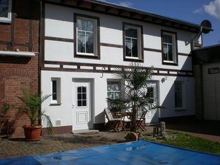 Ferienhof Bernoth Innenhof