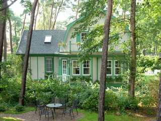 Landhaus Victoria, Muschel Victoria aussen