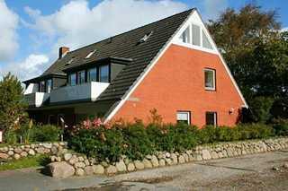 Haus Seemöwe Außenansicht Haus Seemöwe