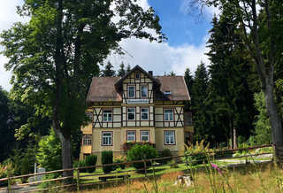 Haus Sonnenblick Ruhig und idyllisch am Ortsrand von Benneckenst...
