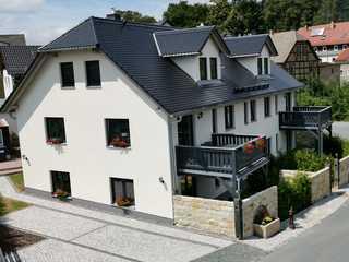 Apartmenthaus Vetter Außenansicht Apartmenthaus