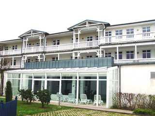 Haus Strandeck - Fewo Meeresrauschen 45485 oder 45486 Außenansicht