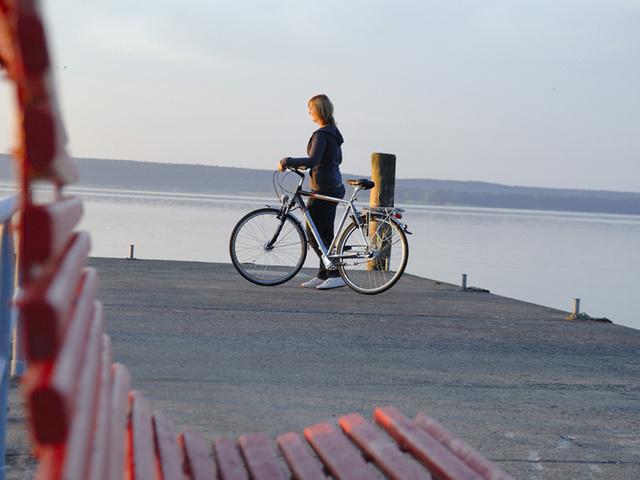Fahrräder im Verleih, Kindersitze, Kinderräder