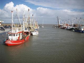 Das Nordsee Ferienhaus Dornumersiel Der Hafen Dornumersiel