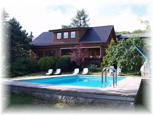 Ferienhaus Wernigerode VI Hausansicht