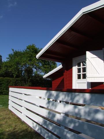 dasMeerchen - Cottage am Fjord (Terrassenbereich)