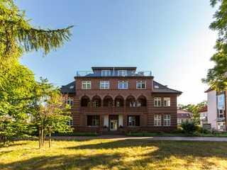 Villa Höger Whg. 01 Villa Höger - Blick auf die Villa von der Seeseite