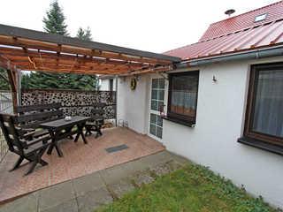 Ferienhaus Luckow VORP 2921 Terrasse